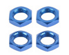 TITAN 17 mm Nut M12 P1.25 For Hobao Kits (4 pcs)